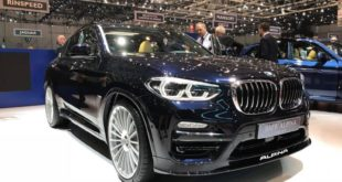 2018 BMW Alpina XD4 G02 2018 Tuning 7 310x165 Limitiert: Exclusive Edition des BMW Alpina B7 für Kanada