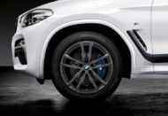 BMW M Accessories for BMW X2, X3 and X4 geleaked