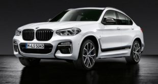 2018 BMW M Performance Parts BMW X3 G01 X4 G02 Tuning 2 310x165 Realität   Hoffy Automobiles 710 PS BMW M4 Mamba GT3
