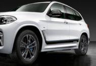 2018 BMW M Performance Parts BMW X3 G01 X4 G02 Tuning 3 190x131 BMW M Accessoires für BMW X2, X3 und X4 geleaked