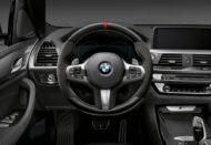 2018 BMW M Performance Parts BMW X3 G01 X4 G02 Tuning 5 190x131 BMW M Accessoires für BMW X2, X3 und X4 geleaked