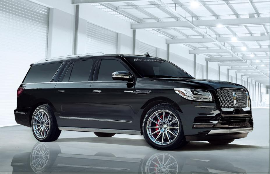 2018 Lincoln Navigator L Hennessey Performance HPE600 Tuning 3 2018 Lincoln Navigator L HPE600 von Hennessey Performance
