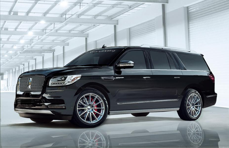 2018 Lincoln Navigator L Hennessey Performance HPE600 Tuning 4 2018 Lincoln Navigator L HPE600 von Hennessey Performance