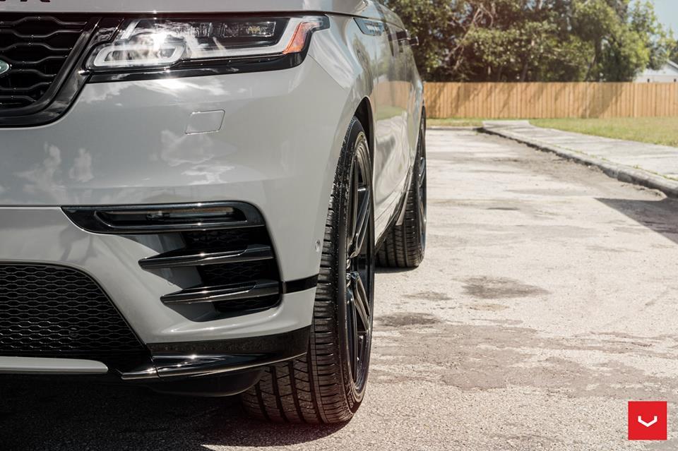 2018 Range Rover Velar Vossen HF 1 Felgen Tuning 10 Highlight   2018 Range Rover Velar auf Vossen HF 1 Felgen