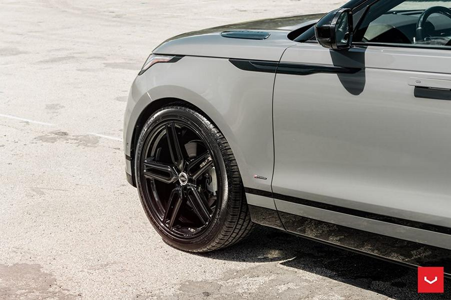 2018 Range Rover Velar Vossen HF 1 Felgen Tuning 7 Highlight   2018 Range Rover Velar auf Vossen HF 1 Felgen