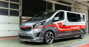 50 Jahre Irmscher Opel Vivaro %E2%80%9ELiner 68%E2%80%9C Limited Tuning 1 310x165 Buick Regal GS China Edition mit 290 PS und Irmscher Parts