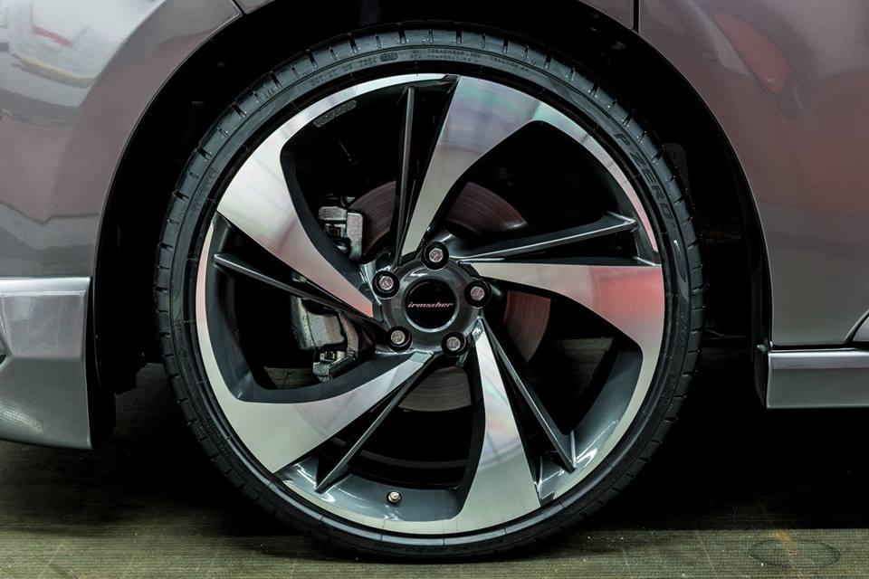"""50 Jahre Irmscher Opel Vivaro """"Liner 68"""" Limited Tuning 16 200 PS & 17 Zöller: Der Irmscher Opel Zafira is3 """"Sportiv"""""""