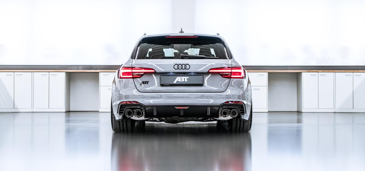 ABT Sportsline Audi RS4 R Avant B9 Tuning 11 530 PS   ABTgrade am ABT Sportsline Audi RS4 Avant (B9)