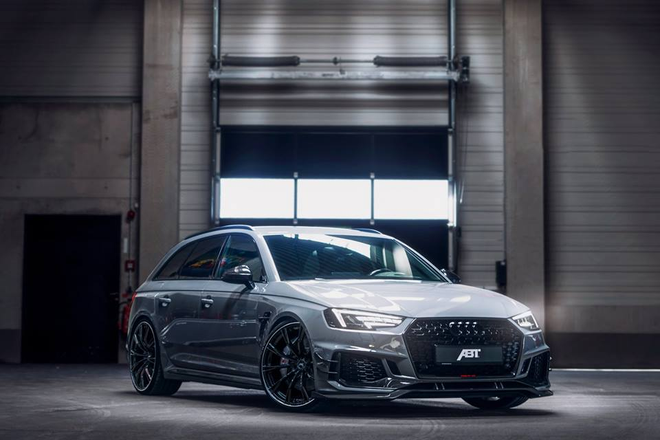 ABT Sportsline Audi RS4 R Avant B9 Tuning 15 530 PS   ABTgrade am ABT Sportsline Audi RS4 Avant (B9)