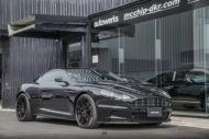 AMP Forged 5V Felgen Aston Martin DB9 Tuning 1 190x127 AMP Forged 5V Felgen am schicken Aston Martin DB9