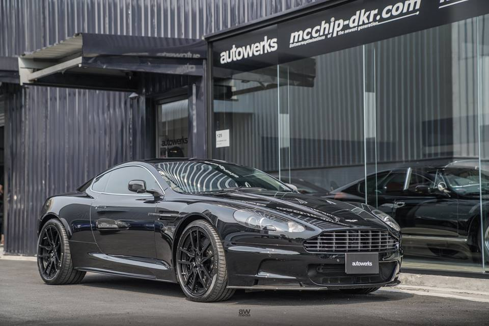 AMP Forged 5V Felgen Aston Martin DB9 Tuning 1 AMP Forged 5V Felgen am schicken Aston Martin DB9