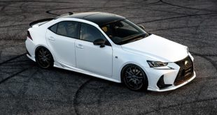Artisan Spirits Black Label Bodykit Lexus IS Tuning 8 310x165 NEU   Artisan Spirits Black Label Bodykit für den Lexus IS