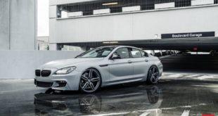 BMW 6er Gran Coupe Vossen HF 1 Felgen Tuning 11 310x165 Extrem tief & extrem schick   Audi TT auf Vossen Felgen
