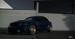 BMW E82 1M Coupe Z Performance Tuning 4 310x165 Brutal   Liberty Walk Maserati GT auf Z Performance Wheels