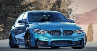 BMW F80 M3 Limo Z Performance Tuning 1 310x165 WOW   BMW E82 1M Coupe auf Z Performance Wheels