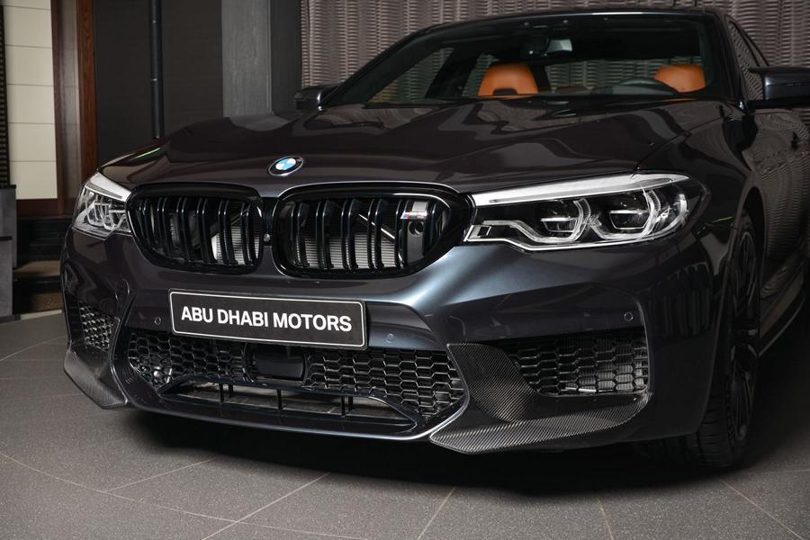 BMW M Performance Parts BMW M5 F90 Tuning Singapurgrau (6)