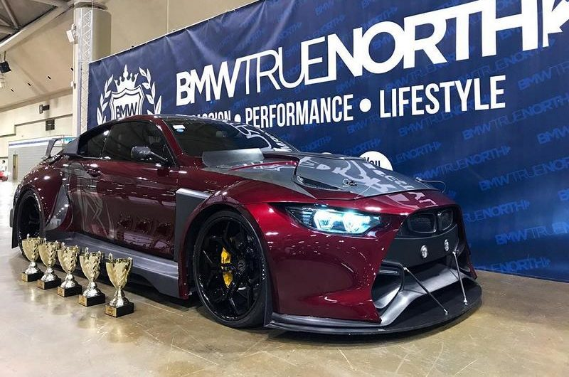 BMW M4 Mamba GT3 F82 Widebody Tuning Hoffy 4 e1542472303891 Realität   Hoffy Automobiles 710 PS BMW M4 Mamba GT3
