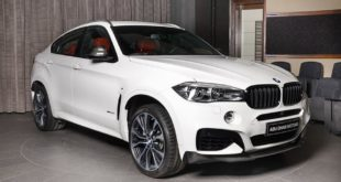 BMW X6 xDrive50i F16 Schnitzer Tuning 12 310x165 Schnitzer Parts am BMW M5 (F90) Competition in Imolarot