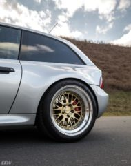 BMW Z3 M Coupe CCW LM20 Tuning 14 190x241 Classic BMW Z3 M Coupe on street CCW LM20 rims