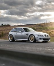 BMW Z3 M Coupe CCW LM20 Tuning 16 190x233 Classic BMW Z3 M Coupe on street CCW LM20 rims