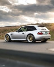 BMW Z3 M Coupe CCW LM20 Tuning 17 190x234 Classic BMW Z3 M Coupe on street CCW LM20 rims