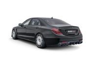 BRABUS 800 auf Mercedes S 63 4MATIC W222 Tuning 3 190x127 Luxusliner   BRABUS 800 auf Basis Mercedes S63 4MATIC+
