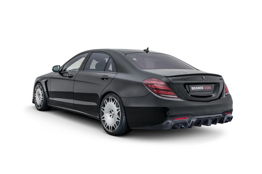 BRABUS 800 auf Mercedes S 63 4MATIC W222 Tuning 3 Luxusliner   BRABUS 800 auf Basis Mercedes S63 4MATIC+