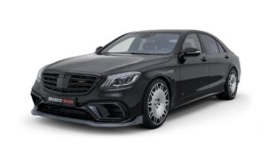 BRABUS 800 auf Mercedes S 63 4MATIC W222 Tuning 5 310x165 Neues Monster: Brabus Mercedes G63 700 Widestar 2018