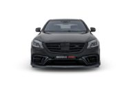 BRABUS 800 auf Mercedes S 63 4MATIC W222 Tuning 6 190x127 Luxusliner   BRABUS 800 auf Basis Mercedes S63 4MATIC+