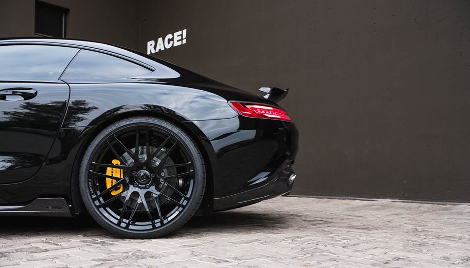 BRABUS Mercedes AMG GT RACE SOUTH AFRICA Tuning 14 600 PS BRABUS Mercedes AMG GT by RACE! SOUTH AFRICA