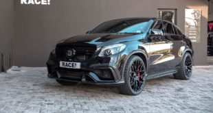 BRABUS Mercedes GLE63 AMG C292 Tuning 2018 1 310x165 Oberhammer   Patina 1966 Chevy C10 auf Forgiato Wheels