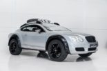 Bentley Continental GT Offroad Tuning 2018 2 155x103 Nobel ins Gelände   560 PS Bentley Continental GT Offroad