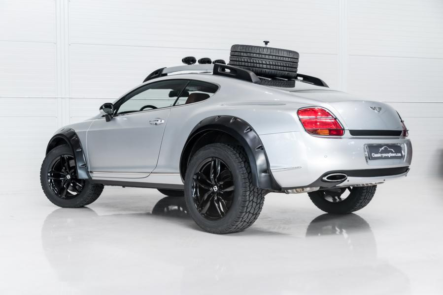 Bentley Continental GT Offroad Tuning 2018 24 Nobel ins Gelände   560 PS Bentley Continental GT Offroad