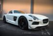 Brabus Mercedes SLS AMG Black Series HRE RS309M Тюнинг 1 110x75 Mega Brabus Mercedes SLS AMG на колесах RX RS309M