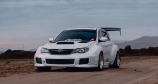 CCW LM5T Tuning Subaru Impreza WRX STi Widebody 1 1 310x165 Dream Killer   Subaru WRX Widebody auf CCW Wheels