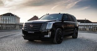 "Cadillac Escalade Black Edition Geiger Cars 2018 Tuning 1 310x165 Montster mit 448 PS   Cadillac Escalade ""Black Edition"" by Geiger"