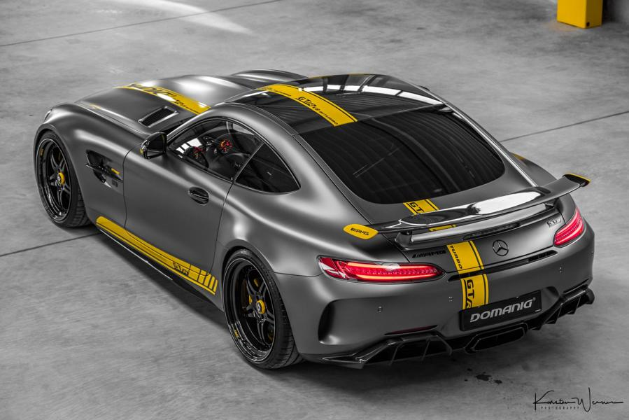 Domanig Mercedes AMG GTR Tuning 2018 IMSA 10 780PS / 960NM & 330KM/H   Domanig Mercedes AMG GT R