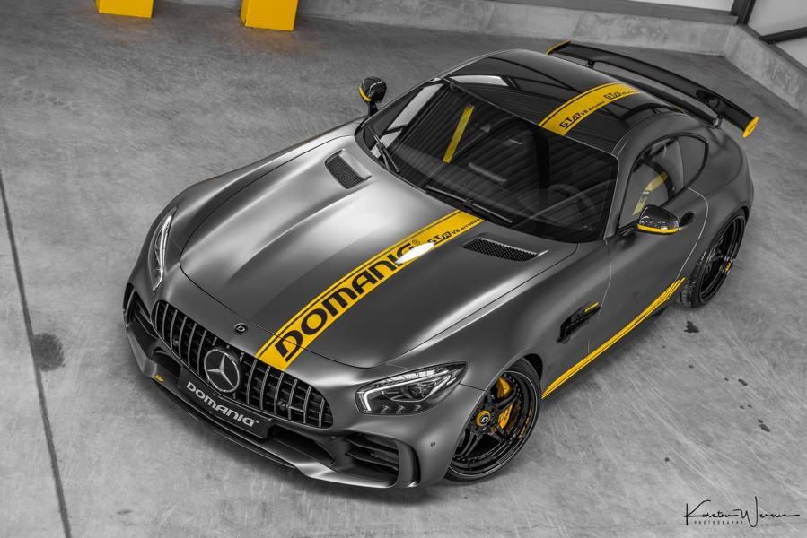 Domanig Mercedes AMG GTR Tuning 2018 IMSA 11 780PS / 960NM & 330KM/H   Domanig Mercedes AMG GT R
