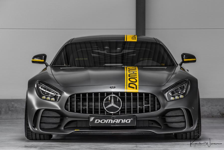 Domanig Mercedes AMG GTR Tuning 2018 IMSA 3 780PS / 960NM & 330KM/H   Domanig Mercedes AMG GT R
