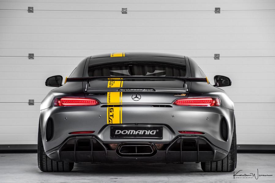Domanig Mercedes AMG GTR Tuning 2018 IMSA 6 780PS / 960NM & 330KM/H   Domanig Mercedes AMG GT R
