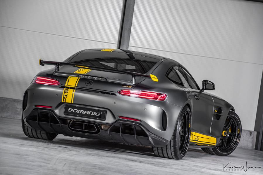 Domanig Mercedes AMG GTR Tuning 2018 IMSA 7 780PS / 960NM & 330KM/H   Domanig Mercedes AMG GT R