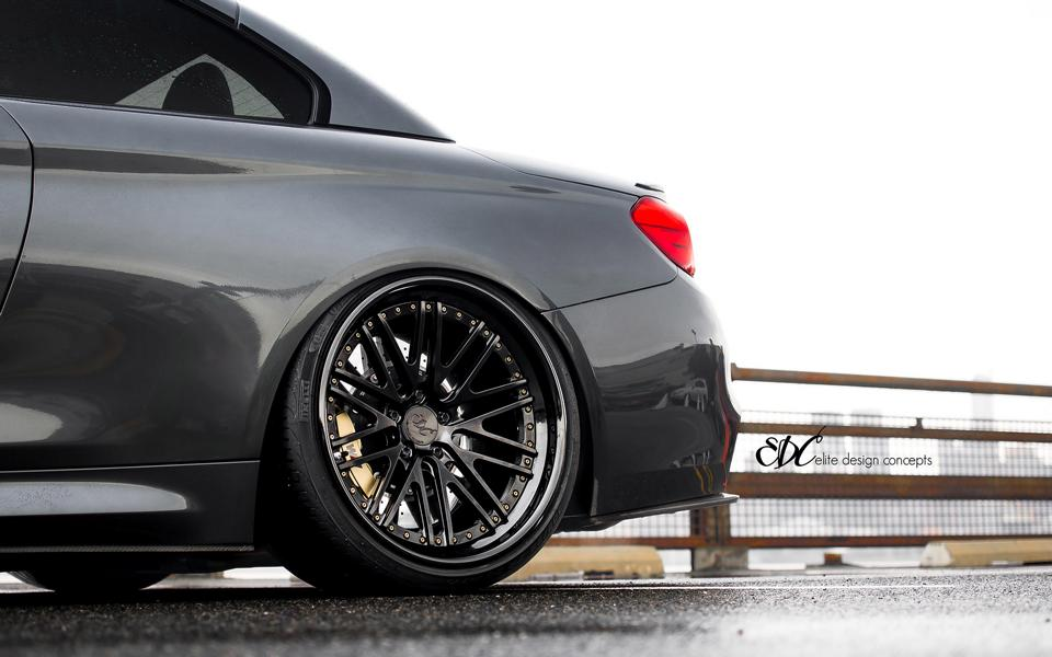 Elite Design Concepts EDC BMW M4 F83 Cabrio Tuning 3 Sautief   Elite Design Concepts (EDC) BMW M4 F83 Cabrio