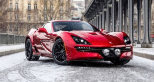 Equus Throwback Corvette C7 Limited Tuning 2018 15 310x165 Equus Throwback   1.000 PS Exot auf der Basis Corvette C7
