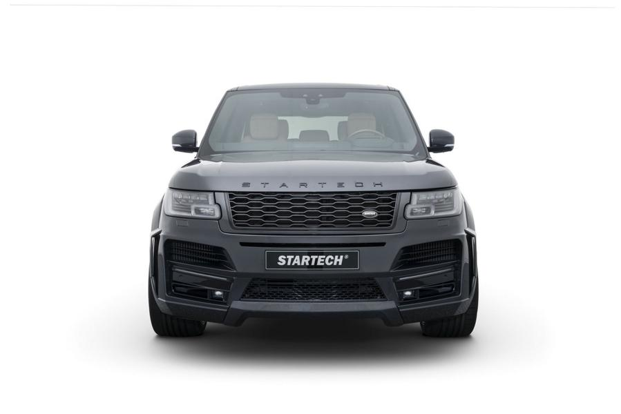 Facelift Range Rover Sport Widebody Tuning STARTECH 2018 1 Range Rover Sport Facelift mit Widebody Kit by STARTECH