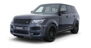 Facelift Range Rover Sport Widebody Tuning STARTECH 2018 2 310x165 Range Rover Sport Facelift mit Widebody Kit by STARTECH
