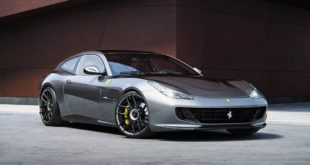 Ferrari GTC4 Lusso Tuning 2018 Wheelsandmore 2 310x165 Über 800 PS   Bentley Continental 24 von Wheelsandmore