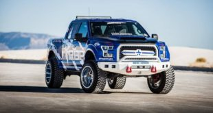 Ford F 150 37 Zoll H%C3%B6herlegung Tuning 5 310x165 50 Jahre Hot Wheels Ford F 150 Monster von Brad DeBerti