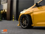 Ford Focus MK3 STR FL Edition Widebody Kit Fortune Flares Tuning 8 190x143 Mächtig   Fortune Flares Ford Focus RS & ST Widebody