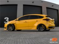 Ford Focus MK3 STR FL Edition Widebody Kit Fortune Flares Tuning 9 190x143 Mächtig   Fortune Flares Ford Focus RS & ST Widebody
