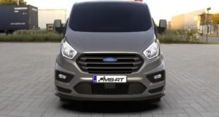 Ford Transit Transporter Tuning MS RT 2018 2 310x165 Tuning Camper: Ford Transit Custom MS RT Wellhouse